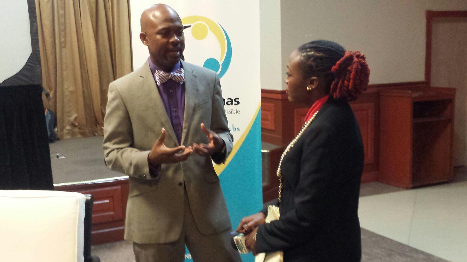 The NHI Secretariat concludes a week of meetings in Nassau