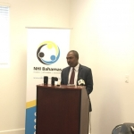 Speech: Peter Deveaux-Isaacs, Permanent Secretary for NHI Secretariat